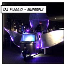 DJ Piaggio - Superfly