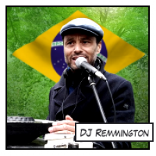 DJ Remmington tile 3