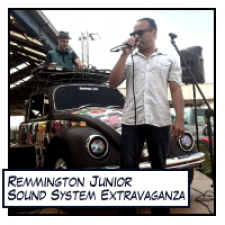 Remmington Junior Sound System Extravaganza